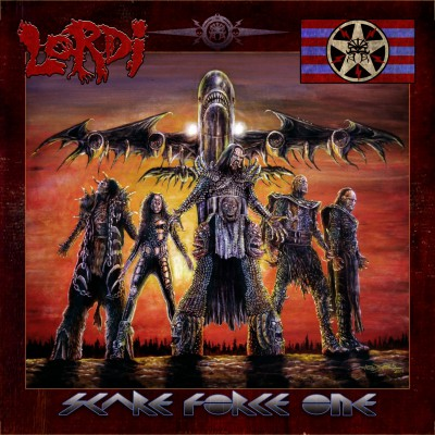 Lordi – Scare Force One (Clip Vidéo)