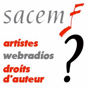 Sacem et webradios, où en est-on ?