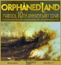 Orphaned Land (+ Silent Opera et Mylidian) au Divan du Monde (03.11.2014)