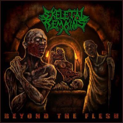 Skeletal Remains (+ Morfin et Creeping Fear) au Klub (11.01.2015)