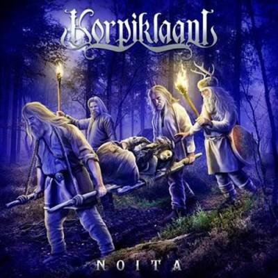 Korpiklaani : premier extrait du nouvel album