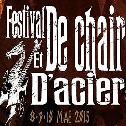 Festival de Chair et d'Acier 2015 – 1ère journée (8.5.2015)
