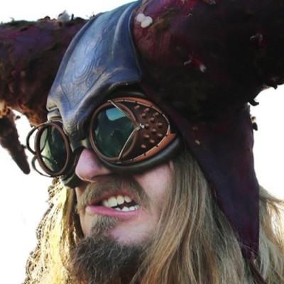 ICS Vortex, chanteur d'Arcturus et Borknagar