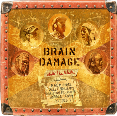 Clip Brain Damage meets Willi Williams – Fyah Bun