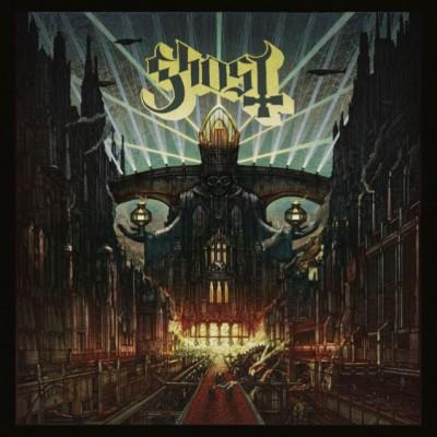Ghost (+ Dead Soul) à La Cigale (07.12.2015)