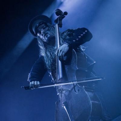 Apocalyptica (+ Tracer) au Zénith (06.11.2015)