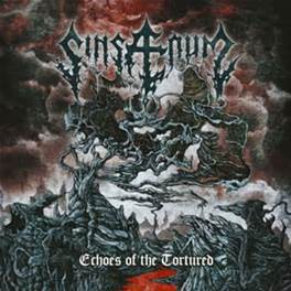 Frederic Leclercq (guitare) et Joey Jordison (batterie) de Sinsaenum