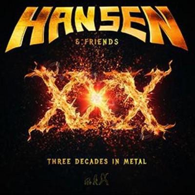 Kai Hansen – XXX (three decades in Metal)