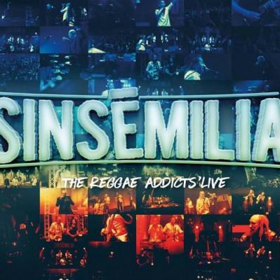 Sinsémilia – The Reggae Addicts' live – Premier DVD Live