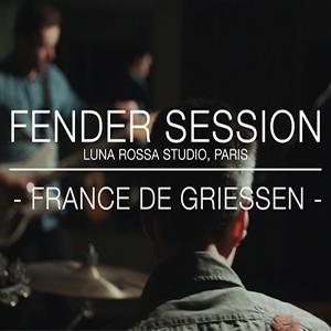 France de Griessen, deux nouveaux titres en live filmé