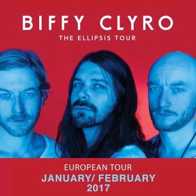 Rencontre avec Ben Johnston, batteur de Biffy Clyro au Radiant-Bellevue (Lyon)