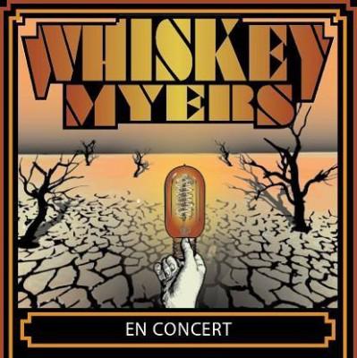 Whiskey Myers aux Etoiles de Paris (31.05.2017)