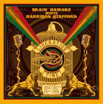Brain Damage meets Harrison Stafford – Rebel Music