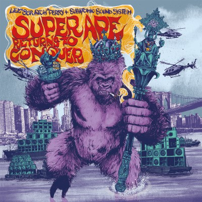 Lee Scratch Perry & Subatomic Sound System – Super Ape Returns To Conquer