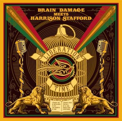 Interview de Brain Damage & Harrison Stafford 17/10/2017