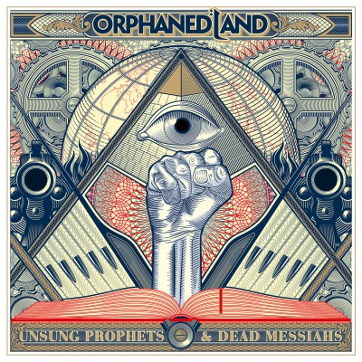 Orphaned Land – Unsung Prophets & Dead Messiahs