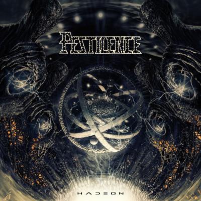 Patrick Mameli, chanteur et guitariste de Pestilence