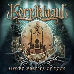 Korpiklaani (+Arkona, Heidevolk et Trollfest) à l'Elysée Montmartre (20.02.2018)