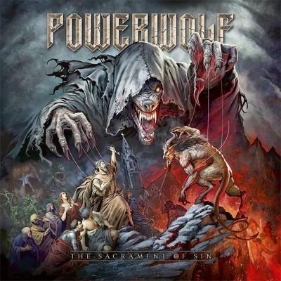 Grosse tournée pour Powerwolf en janvier 2019