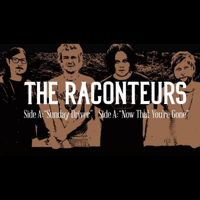 The Raconteurs – 2 nouveaux titres ! Sunday Driver et Now That You're Gone