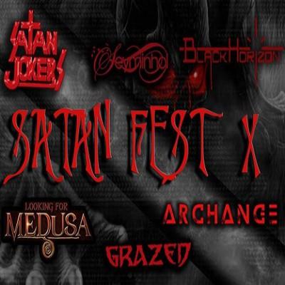 Satan's Fest X au Pacific Rock, Cergy (05 Janvier 2019)