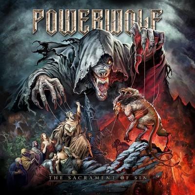 Powerwolf (+ Amaranthe + Kissin' Dynamite) – La Cartonnerie de Reims (24.01.19)