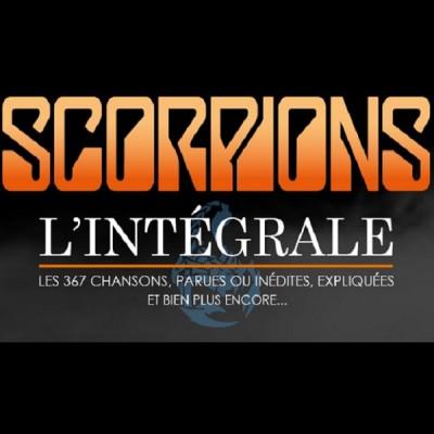 Un nouvel ouvrage sur Scorpions par Guillaume Gaguet