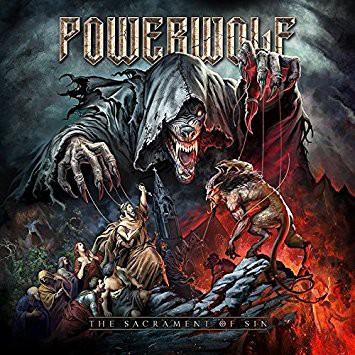 Powerwolf (+ Amaranthe & Kissin' Dynamite) au Stéréolux, Nantes (16.01.2019)
