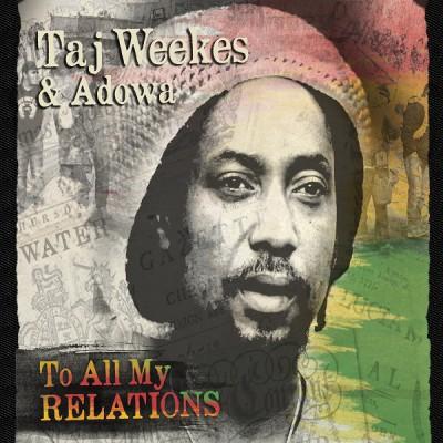 Rencontre avec Taj Weekes, le 9 avril