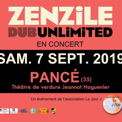 Zenzile à Pancé (35) le 7 septembre