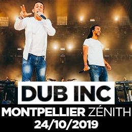 Le Gros Report 2 ème partie: Dub Inc & Ryon au Zenith de Montpellier le 24/10/2019