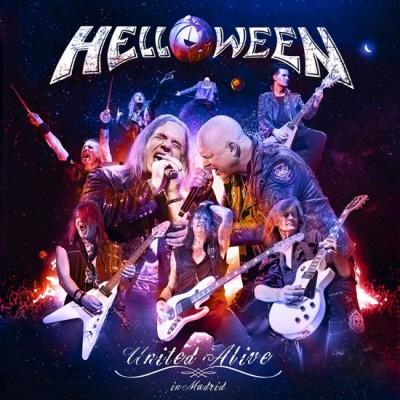 Helloween – United Alive in Madrid