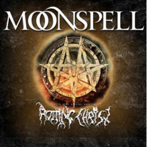 Moonspell + Rotting Christ + Silver Dust – La Machine du Moulin Rouge, Paris (01/11/2019)