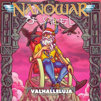 Nouveau morceau et tournée française de Nanowar Of Steel