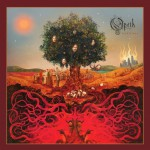 Mikael Škerfeldt (chanteur d'Opeth) au Hellfest 2011