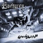 Tom Englund et Johann Niemann (chanteur et bassiste d'Evergrey) au Sonisphere 2011