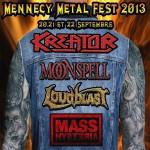 Mennecy Metal Fest 2013 : 2ème jour (samedi 21 septembre)
