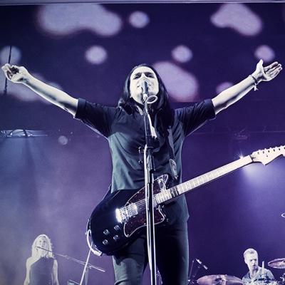 Placebo à Bercy (10.12.2013)