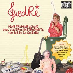Giedré – Mon premier album avec d'autres instruments que juste la guitare