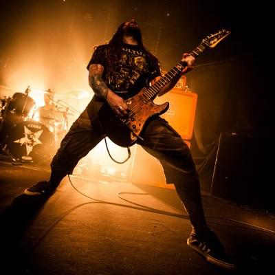 Sepultura (+ Legion of the Damned, Flotsam and Jetsam et Mortillery) au Trabendo (05.03.2014)