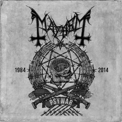 Mayhem – Psywar (Vinyl Single)
