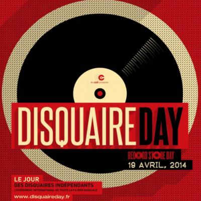 Le Disquaire Day 2014