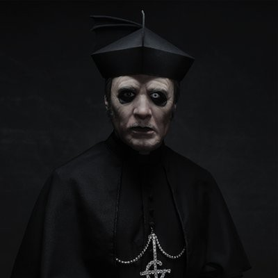 Ghost (+ All Them Witches + Tribulation) Zénith de Nantes (18.12.2019)