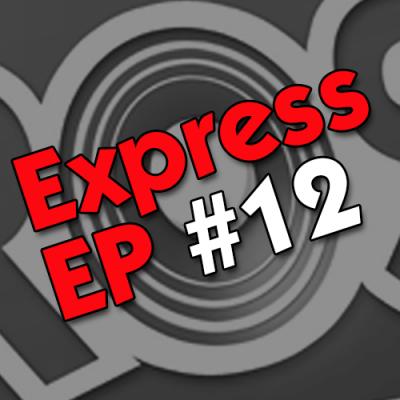 Express EP #12 : L'ivrenoir, BEBLY, Acid Mammoth, Bad Pelicans, La Vie Sur Mars