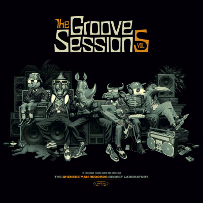 Chinese Man, Scratch Bandits Crew & Baja Frequencia – The Groove Sessions Vol.5