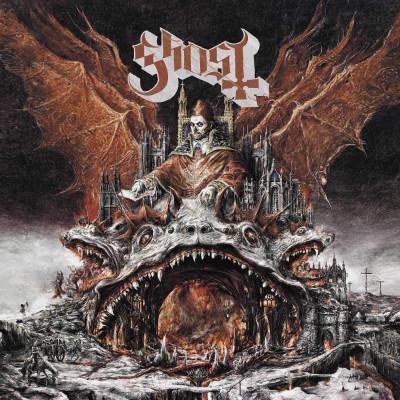 Ghost : un nouvel album, une récompense et une nouvelle tournée