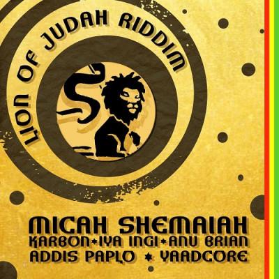 Micah Shemaiah – Lion of Judah Riddim