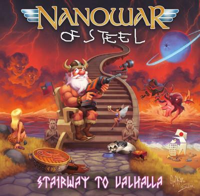 Nanowar Of Steel – Uranus