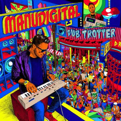Manudigital – Dub Trotter