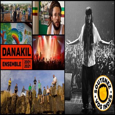 Danakil – 20 ans – Le livre Ensemble